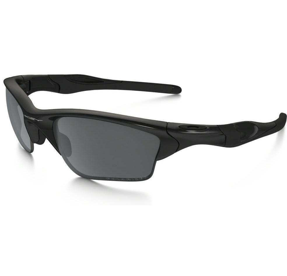 b0434093584 You save 40%. AED 570.00. Oakley Half Jacket 2.0 XL Polished Black Black Iridium  Polarized. Free Shipping